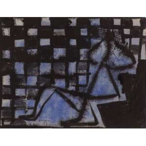Antônio Bandeira - Descanso - TM - 25 x 30 - 1952 - ACIE - Ex-coleção do escultor José Pedrosa