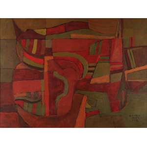 Roberto Burle Marx - Composição - OST - 90 x 120 - 1981 - ACID