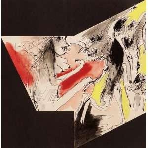 Ivan Serpa - Composição - TM - 20 x 20 - 1965 - ACID - Reproduzido no livro do artista, edição Pactual, editado por Silvia Roesler Pág. 47
