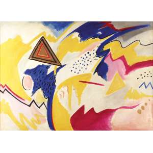Ana Horta - Composição - OST - 100 x 140 - 16-86 - Ass. Verso BH-MG