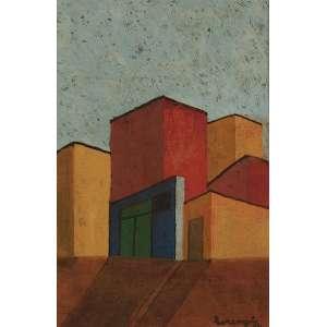 Lorenzato - Casarios na Favela - OSD - 41 x 28 - ACID