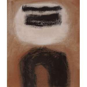Arcângelo Ianelli - Composição - Guache - 28 x 23 - 1965 - ACIE