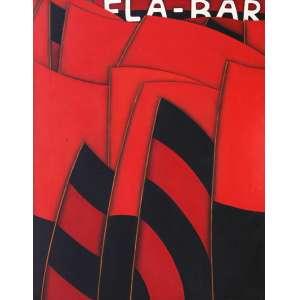 Jose Saboia<br />Fla-Bar - Óleo sobre tela - 92x73 cm - Déc. 80