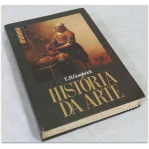 História da Arte, E.H. Gombrich, Editora Círculo do livro, 1972 - 506 páginas, em bom estado, com marcas do tempo. Assinado e datado 1980 por Paula Seabra.