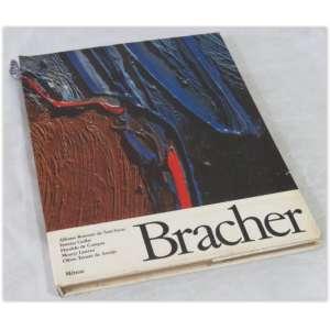 Bracher, por Olívio Tavares de Araújo, Editora Metron. Capa dura e sobrecapa, com danos nas bordas - 176 páginas.