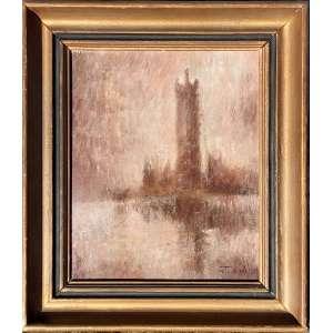 COLEÇÕES ITALIANAS EM SÃO PAULO<br /><br />GIANNI TEDESCHI (Itália, 1922 - 2018)<br />med 30 x 25 cm, <br />Datado: 1957. <br />No verso: Carimbo da Trucco Galleria del'Arte de Gênova.<br />BIOGRAFIA:<br />Nasceu em Génova em 1922. Pode-se dizer que nasceu com um lápis na mão, mas explode como pintor depois da Segunda Guerra Mundial, da qual participou. <br />Em 1956, sua primeira exposição na Galleria Rotta de Gênova teve grande sucesso. <br />Depois de ter visto os impressionistas em Paris, fascinado pelo plein-air encontrou neles o seu próprio caminho pictórico e, ignorando as tendências da moda da época, continuou o seu caminho pós-impressionista. <br />