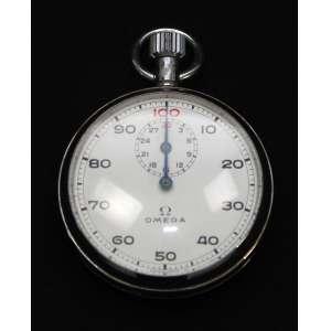 4485588b2da 161. Relógios -  Relógios de bolso. CRONÔMETRO SUÍÇO OMEGA ...
