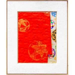 KAZUO WAKABAYASHI (Kobe, Japão 1931)<br />Composição – OSM - 40 x 30 – 2018 - ACID e Verso