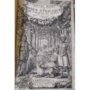 Livro - Commelyn, J. Frederick, GUERRAS HOLANDESAS NO BRASIL COMPLETO<br /><br />Commelyn, J. Frederick Hendrick Van Nassaun Prince van Orangien Zyn Levenen Bedryf; Door I. Commelyn in'tlicht gebracht. Met Koopere Figuren versiert. [Tot Amsterdam by Jadacus Janssonius Anno 1651].<br /><br />Med. 21 x 20; <br />Eersten Deels: p. de rosto sem imprenta, frontisp. gravado com curto título inserido no motivo alegórico e acima da mencionada imprenta, abaixo da gravura, 2 fls. s.n. <br /><br />Com dedicatória assinada Jodocus Janssonius (retrato de Fredericus Henricus A Nassav no verso da segunda fl.). Texto: 276 pp., 3 fls. s.n c/índice. Tweede Deel: 1 fl. s.n. c/ meia página de título, 216 pp, 2 fls. s.n. c/índice.<br /><br />A primeira parte tem 24 gravuras e a segunda 10, quase todas em página dupla, algumas desdobráveis. <br /><br />A última gravura, desdobrável, representa um funeral e seis são de tipos brasileiros (Bahia, Olinda e Recife, Rio Grande, forte de Santo Agostinho, forte da Paraíba, Arraial). Completo.<br />=============================================================<br />Isaac Commelyn nasceu em Amsterdam, aos 19 de outubro de 1598, falecendo na mesma cidade, em 3 de janeiro de 1676. Livreiro, editor e escritor, e foi autor de várias outras obras.<br /><br />