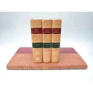 LIVRO DE VIAGEM 3 VOLUMES E ATLAS 1a. EDIÇÃO<br />LA PÉROUSE, J. F. G. de; M. L. A. Milet-Mureau (Ed.) - A VOYAGE ROUND THE WORLD, IN THE YEARS 1785, 1786, 1787, AND 1788, By J. F. G. DE LA PÉROUSE: PUBLISHED COMFORMABLY TO THE DECREE OF THE NATIONAL ASSEMBLY, OF THE 22D OF ABRIL, 1791, AND EDITED BY M. L. A. MILET-MUREAU, BRIGADIER GENERAL IN THE CORPS OF ENGINEERS, DIRECTOR OF FORTIFICATIONS, EX-CONSTITUENT, AND MEMBER OF SEVERAL LITERARY SOCIETIES AT PARIS, IN THREE VOLUMES. TRANSLATE FROM FRENCH. LONDON: PRINTED FOR J. JOHNSON, ST. PAULS CHURCH YARD. 1798. (Published date 1798) / Rara Primeira edição em língua inglesa do relato cativante da expedição malograda de 1785-1788 de La Pérouse, com uma das primeiras vistas de Santa Catarina, Brasil. Após a Guerra Revolucionária Americana, o Rei Luís XVI ordenou uma viagem de exploração rival com a do Capitão Cook. Os objetivos eram geográficos, científicos, etnológicos, econômicos, políticos e para explorar o Pacífico Norte e Sul, incluindo as costas do Extremo Oriente e Austrália. Jean-Francois de Galaup, Comte de La Pérouse recebeu o comando de dois navios (o Boussole&Astrolabe), que deixou a França em 1785. Depois de contornar o Cabo Horn, no início de 1786, chegaram ao Havaí.