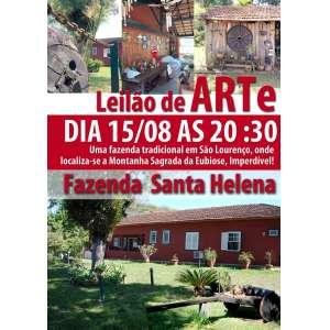 Galeria Paiva Frade - Fazenda Santa Helena - São Lourenço MG