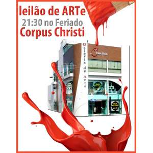 Galeria Paiva Frade - FERIADÃO CORPUS CHRISTI