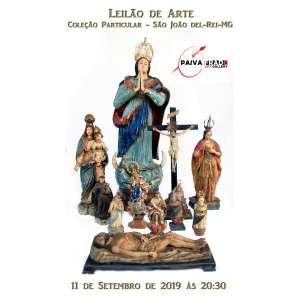 Galeria Paiva Frade - Coleção Particular-São João del Rei-MG