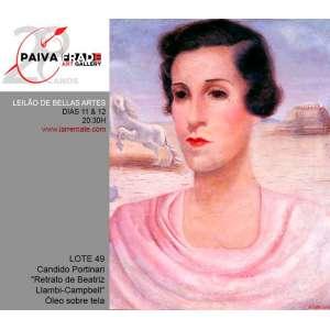 Galeria Paiva Frade - LEILÃO DE BELAS ARTES