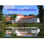 Galeria Paiva Frade - FERIADÃO DA REPÚBLICA
