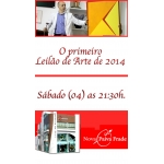 Galeria Paiva Frade - 2014 - Primeiro Leilão