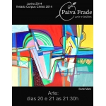 Galeria Paiva Frade - Acervo do chef francês Thierry Cianni e outros