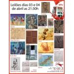Galeria Paiva Frade - Portinari, Di Cavalcanti, Djanira, Bandeira, V. Rego Monteiro, Ianelli, Krajcberg, Burle Marx, Teruz