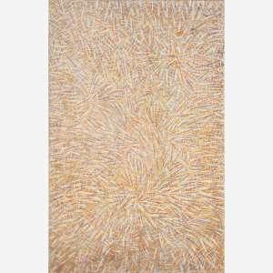 Décio Vieira - Têmpera sobre tela. Assinado e datado 65 inferior direito. 139 x 88 cm.