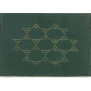LYGIA PAPE - Tecelares. Xilogravura. Assinada e datada 72 inferior direito. Numerada 13/15 inferior esquerdo. 48 x 67 cm. R$ 25.000 / 35.000