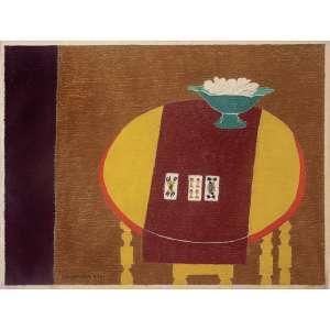 ELEONORE KOCH - Pastel sobre papel. Assinado e datado 4-73 inferior esquerdo. 45 x 60 cm. R$ 25.000 / 35.000