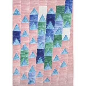 ALFREDO VOLPI - Bandeirinhas, década de 70. Têmpera sobre tela. Assinado no verso. 85 x 60 cm. R$ 700.000 / 900.000
