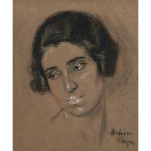 JOÃO FAHRION - Pastel sobre papel. Assinado e situado P. Alegre inferior direito. 29 x 24 cm. R$ 2.000 / 4.000