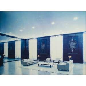 CAIO REISEWITZ - GABINETE DO PREFEITO, PALÁCIO DO ANHANGABAÚ, 2004. C-PRINT EM METACRILATO - EDIÇÃO 2/3. 190 X 240 CM.