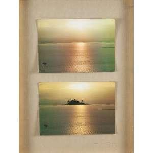 """JAC LEIRNER<BR>""""Sem título""""<br>Fotografia colado sobre papel.<br>Ass.dat. 2012 inf.dir.,<br>ass. dat.1980/2012,<br>com dedicatória no verso.<br>31 x 23,5 cm.<br>"""
