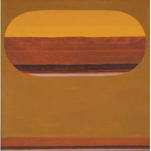 TOMIE OHTAKE<br>Sem titulo<br>Óleo sobre tela<br>150 x 150 cm<br>Ass. no verso<br>1975<br>Registrada sob n P.75.18 da catalogação Instituto Tomie Ohtake<br>