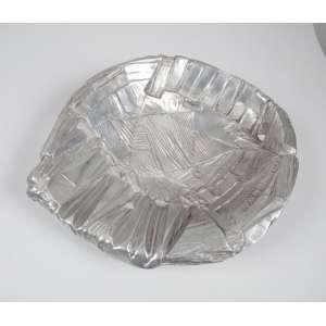 MARIA BONONI<br>Sem titulo<br>Escultura em aluminio<br>53 x 31 cm. cm<br>H.C. Ass<br>2002