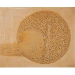WAKABAYASHI<br>Sem titulo<br>Óleo sobre tela. <br>89 x 110 cm <br>Ass.dat. 1967 inf.dir.