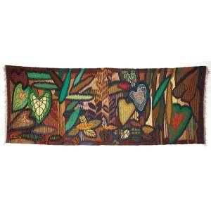 EILA - Sem titulo Tapeçaria. Ass. 106 x 266 cm.