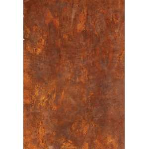 """JOSÉ BECHARA<br>""""Sem titulo""""<br> pigmentos e oxidações sobre papel artesanal.<br> Ass.dat. 2000 no verso.<br> 92 x 63 cm.<br> <br>"""