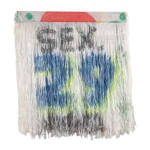 """JARBAS LOPES - """"Sex data"""" Rafia e pintura. Edição: 29/31. 2014. 50 x 70 cm. Com certificado da Galeria Carbono assinado pelo artista."""