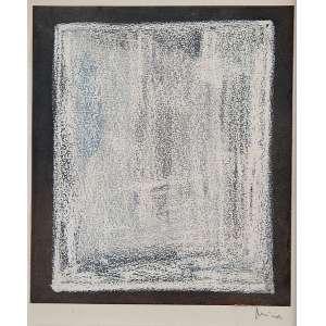 """MIRA SHENDEL - """"Sem título"""" - Pastel - Ass. inf. dir. - 19 x 16 cm - Ex. Coleção Casimiro Xavier de Mendonça."""