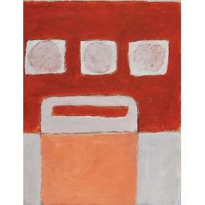 "ARCÂNGELO IANELLI - ""Sem título"" - Guache sobre papel - Ass.inf. dir. 47 x 58 cm. - 47 x 58 cm"