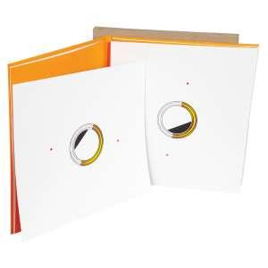 """WALTÉRCIO CALDAS - """"Cronometrias"""" - Impressão serigráfica e gliée. Exemplar (75/80) - Assinado - 2012. Lithos Edições de Arte Rio de Janeiro – Guilherme Rodrigues."""