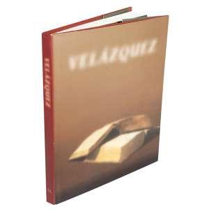 """WALTÉRCIO CALDAS - """"Velazquez"""" - livro editado em 1996 pela editora anônima – São Paulo – tiragem 934 /1500 assinado pelo artista."""