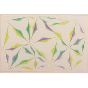 Décio Vieira - Sem titulo - pastel - 60 x 90