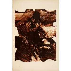 Maria Bonomi - Orgasmo - litografia 33/50 - 1978 - 105 x 70