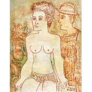 Chanina-Ana Dias <br>Figuras - tmsm <br> 65 x 65