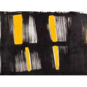 Amílcar de Castro - Sem título - óleo sobre placa. 89 x 119. Registrada no Instituto Amílcar de Castro.