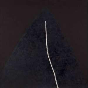 Tomie Ohtake - Sem título - ost. 1987 - 100 x 100. Registrada no projeto sob o cód. P.87/065.