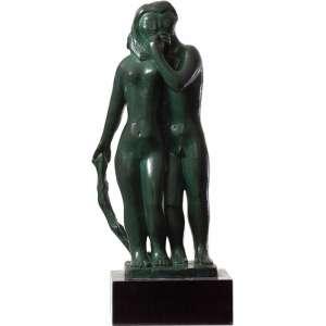 Bruno Giorgi - Os amantes - bronze - 62 x 26 x 15