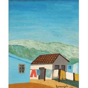 Lorenzato - Paisagem ose - 1975 41 x 32