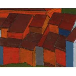 Ivan Marquetti - Casario ost - 1988 50 x 65