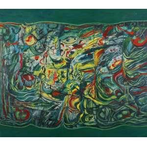 Alberto Teixeira - Verde que te quero verde ost - 1986 170 x 195
