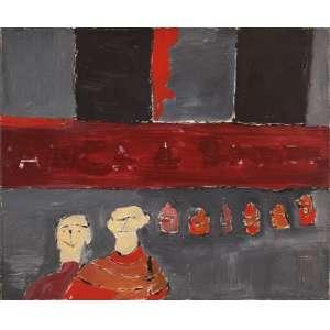 Celso Renato - Sem título ost - 50 x 60 - Certificado emitido pela Galeria Leila Pace