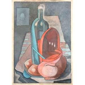 Pedro Correia de Araújo - Natureza Morta guache - 1950 34 x 24